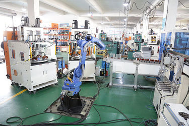 Cina Suzhou Smart Motor Equipment Manufacturing Co.,Ltd profil pabrikan