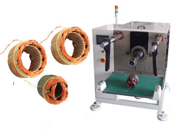 Single PhaseInduction Motor Winding Machine ≤210mm Stator OD