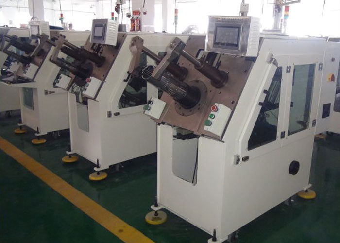 Small Motor Automatic Coil Inserting Machine for Stator SMT - K90