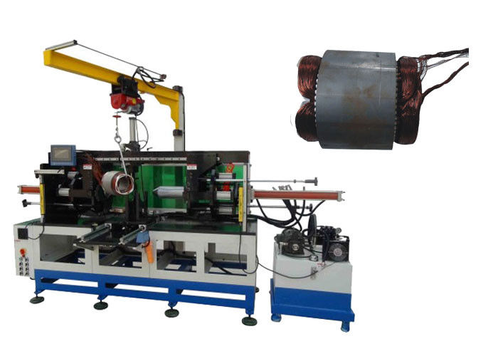 Stator Coil Pre - Middle - Final Shaping Machine for Motor Production SMT - ZJ300