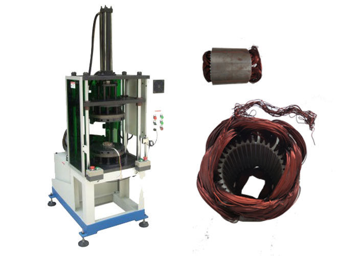 Motor Stator Coil Winding Machine Copper Wire / Aluminum Wire SMT-ZZ160