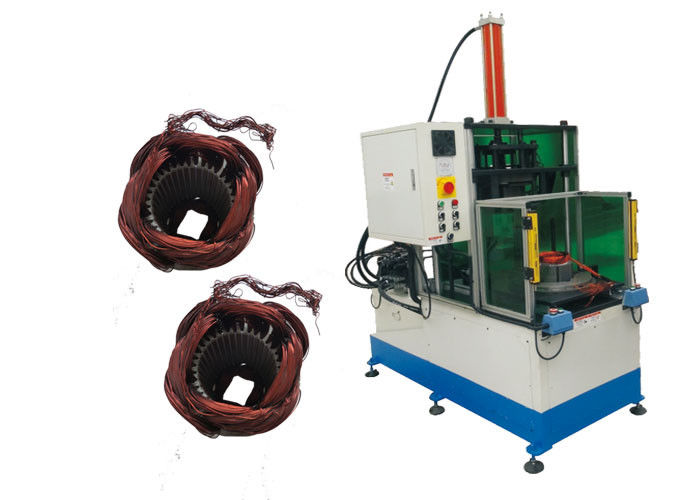 Electrical Motor Stator Coil Winding Middle Forming Machine For Copper Wire