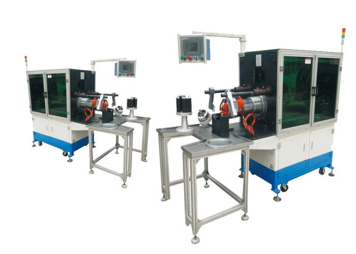 High Efficency Coil Winding Inserting Machine Servo System