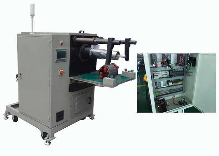 Fan Motor and Generator Motor Stator Coil Winding Inserting Machine ISO SGS BV Approved