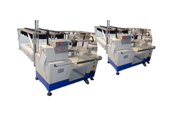 Middle-size Motor Stator Winding Machine Rolling Cooper Wires Automatically