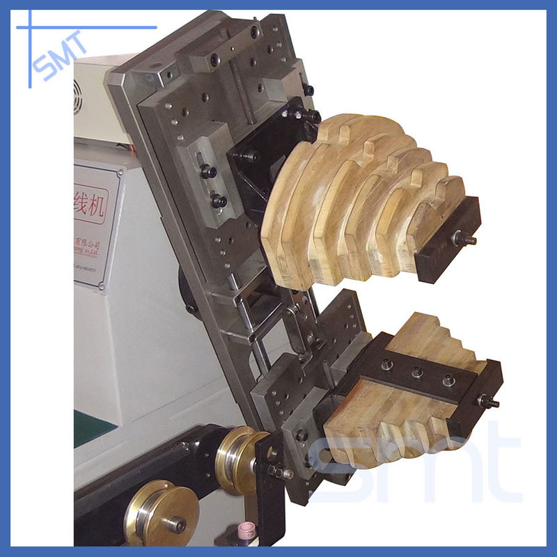 Multi Layer Coil Electric Motor Winding Machine 2.2Kw ISO9001 / SGS