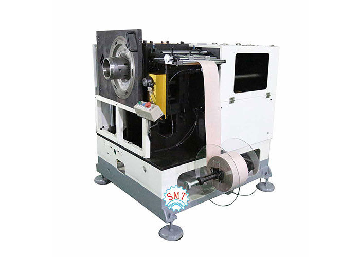 Paper Insert Slot Insulation Machine For Automobile Drive Motor Stator