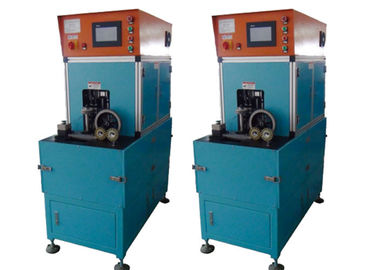 SMT- LG300 Wedge Cutting Machine Precise Bicycle Frame Coils Winding For Wheel Motor