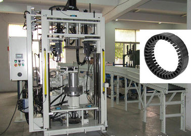 Stator Core Lamination Automatic Motor Winding Machine Untuk Elevator Traction
