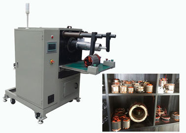 Highly Active Stator Winding Inserting Machine / Motor Coil Inserting Machine