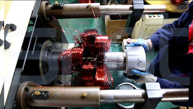 Cina Automatic Winding Inserting Machine Wire - Menyisipkan Jenis Armature Wire Winding Machine pabrik